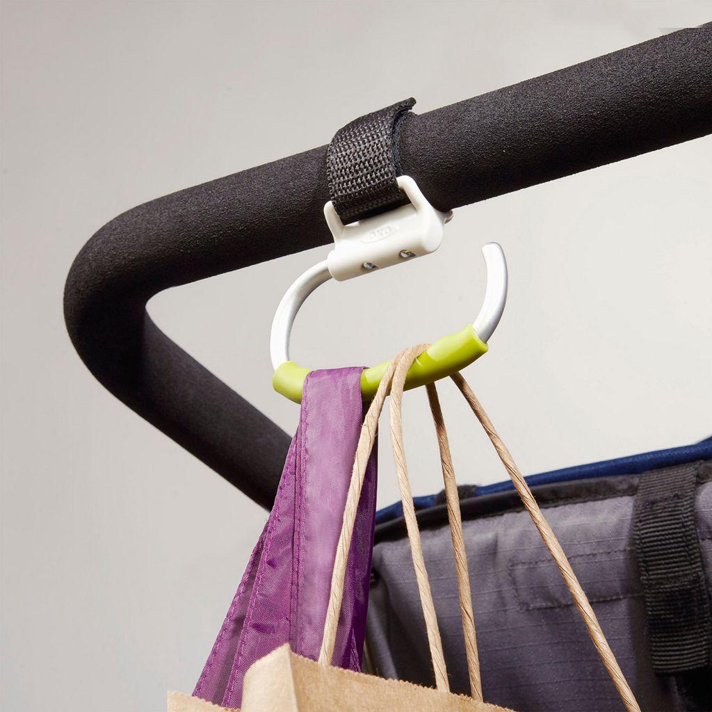 OXO Tot 2-pk. Stroller Hooks