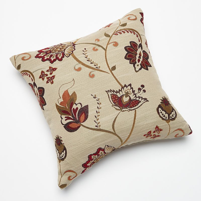 Polyester Throw Decorative Pillow Kohl s