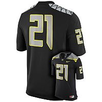 Men's Nike Oregon Ducks Game Replica Football Jersey