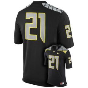 Men's Nike Oregon Ducks Game Replica Football Jersey