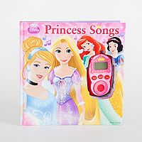 Disney Princess Sing & Dance Book