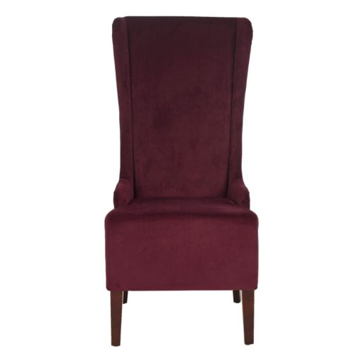 Safavieh Becall Bordeaux Dining Chair
