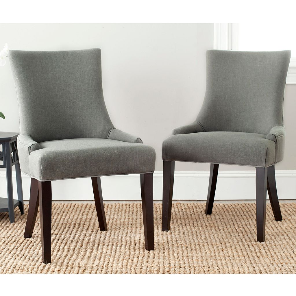 Safavieh Lester 2-pc. Dining Chair Set