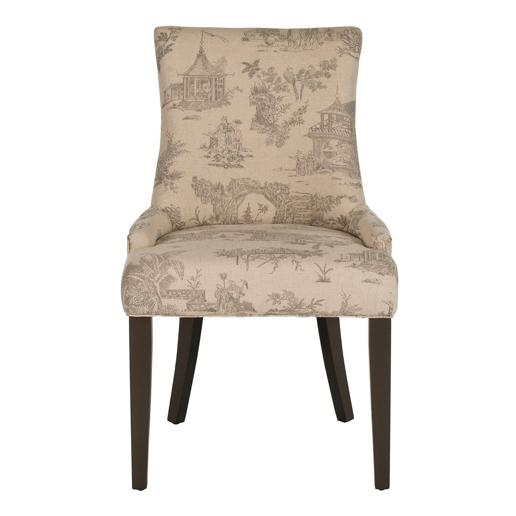 Safavieh Lester Print 2-pc. Dining Chair Set