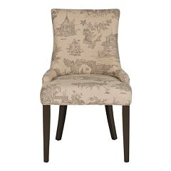 Safavieh Lester Print 2-pc. Dining Chair Set