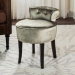 Safavieh Georgia Nailhead Vanity Stool