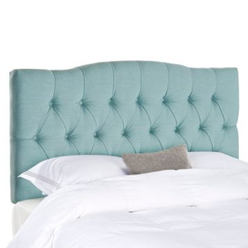 Safavieh Axel Tufted Queen Headboard