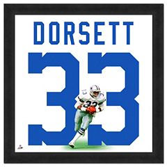 Dallas Cowboys Tony Dorsett Framed Jersey Photo