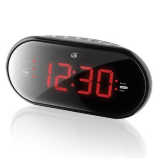 GPX AM/FM Alarm Clock Radio