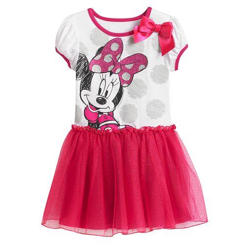 b3ed065ed Disney Mickey Mouse & Friends Minnie Mouse Tutu Dress - Toddler