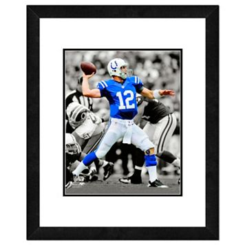 Indianapolis Colts Andrew Luck Framed 14