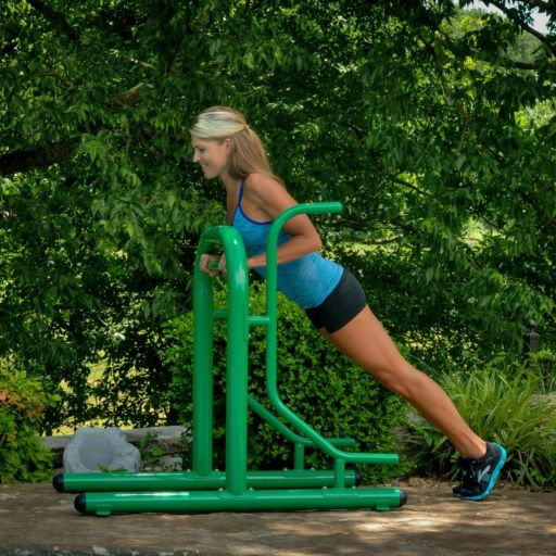 Stamina Outdoor Fitness Multi-Use Station