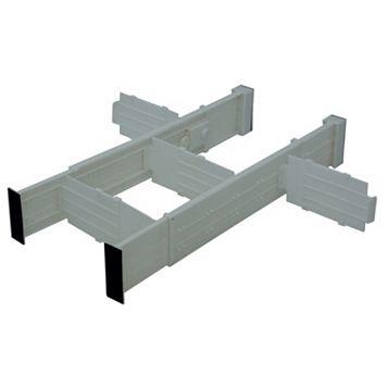 Range Kleen 6-pc. Adjustable Drawer Organizer
