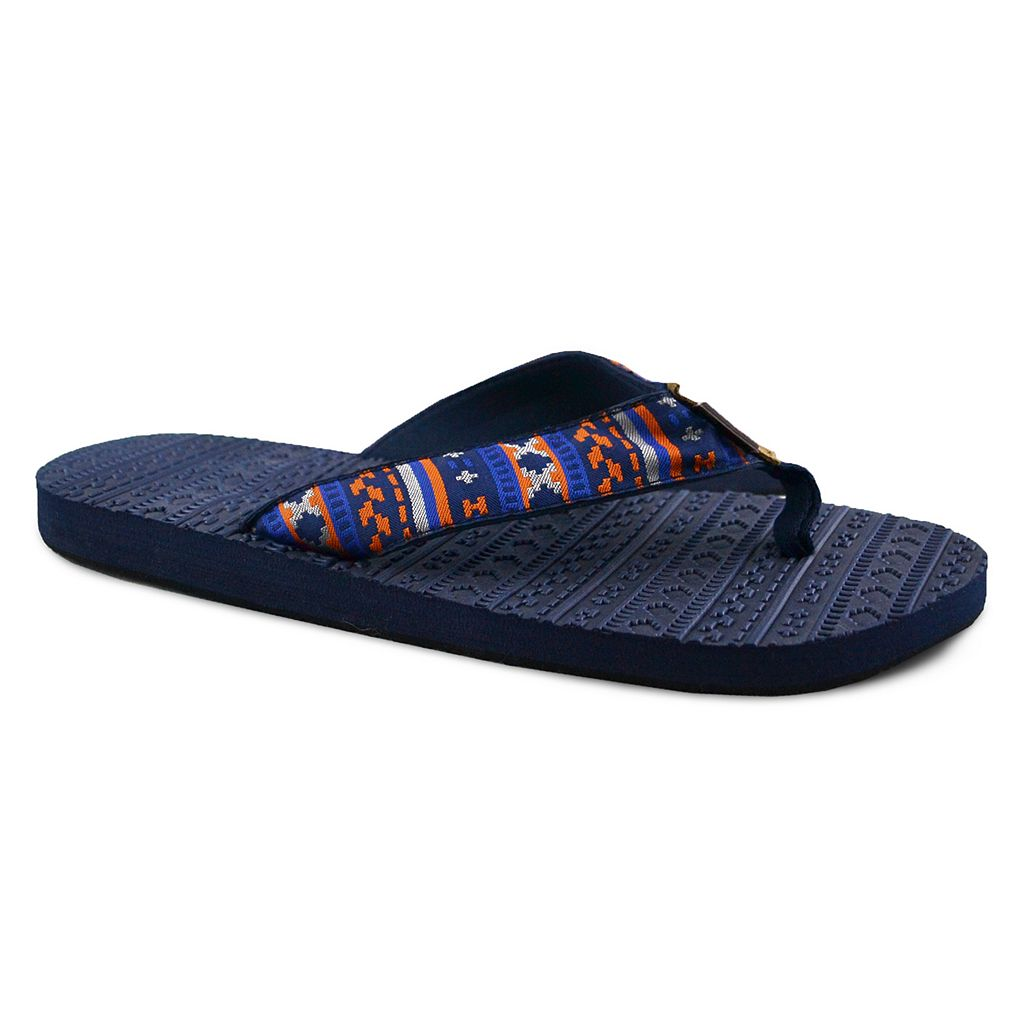 MUK LUKS Scotty Men's Sport Flip-Flops