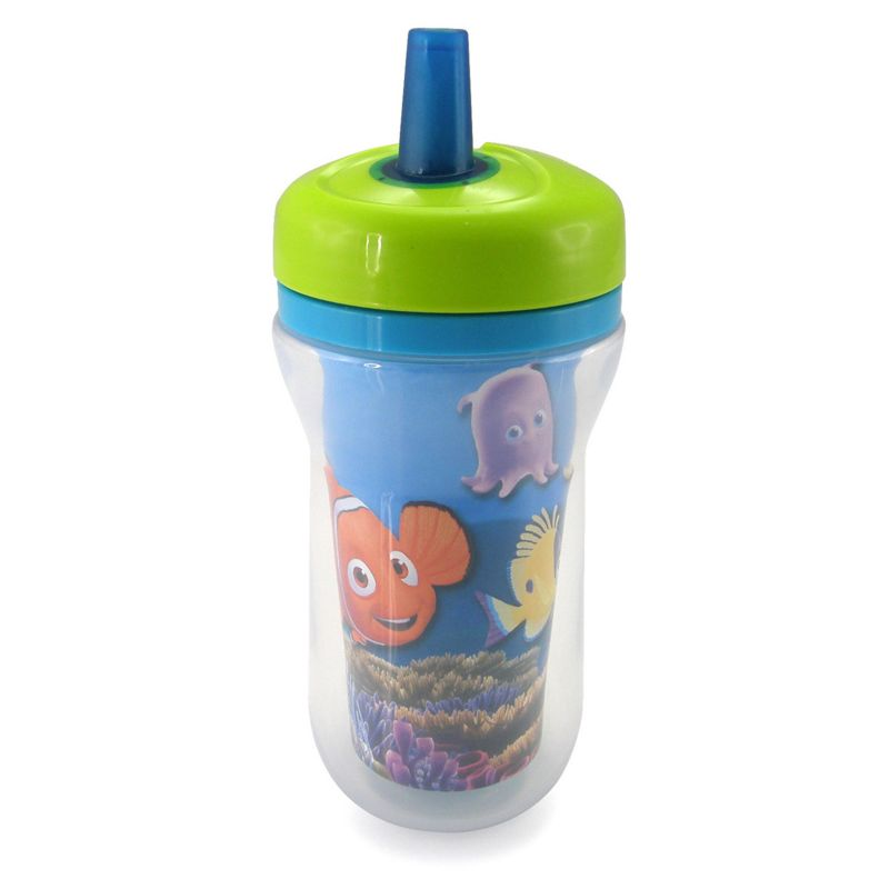 The First Years Insulated Straw Cup - Finding Nemo - 9 oz 95039573