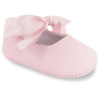 Wee Kids Ballet Slipper Crib Shoes - Baby