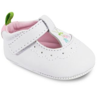 Wee Kids T-Strap Crib Shoes - Baby