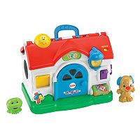 Fisher-Price Laugh & Learn Puppy's Activity Home