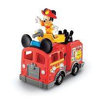 Disney Mickey Mouse Clubhouse Save the Day Fire Truck by Fisher-Price