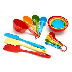 Fiesta 17-pc. Silicone Kitchen Tool Set