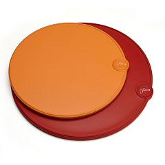 Fiesta 2-pc. Round Cutting Board Set