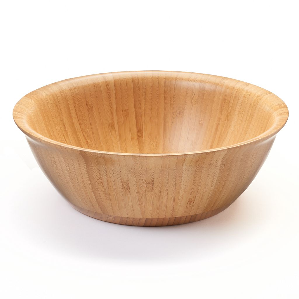 Food Network™ 12-in. Bamboo Serving Bowl
