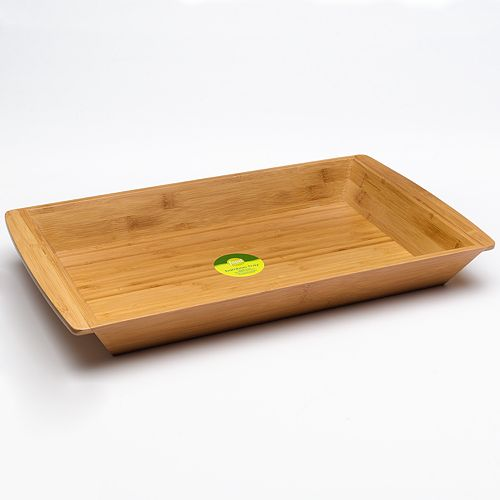 Food Network™ Bamboo Breakfast Serving Tray