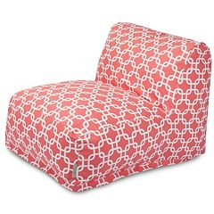 Majestic Home Goods Links Indoor Outdoor Beanbag Chair Lounger