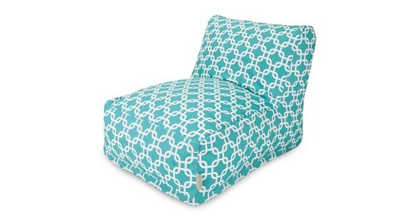 majestic home goods links indoor outdoor beanbag chair lounger. Black Bedroom Furniture Sets. Home Design Ideas
