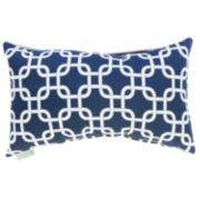 Majestic Home Goods Links Indoor Outdoor Small Throw Pillow