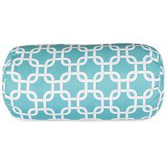 Majestic Home Goods Links Indoor Outdoor Bolster Pillow