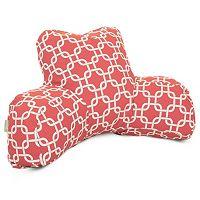 Majestic Home Goods Links Indoor Outdoor Backrest Pillow