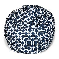 Majestic Home Goods Links Indoor Outdoor Small Beanbag