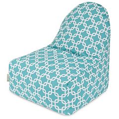 Majestic Home Goods Links Indoor Outdoor Kick It Bean Bag Chair