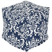 Majestic Home Goods French Quarter Small Cube Ottoman