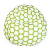 Majestic Home Goods Polka-Dot Small Beanbag