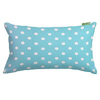 Majestic Home Goods Polka Dot Small Throw Pillow