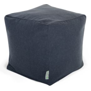Majestic Home Goods Wales Small Cube Ottoman