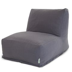 Majestic Home Goods Wales Beanbag Chair Lounger