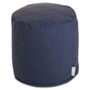Majestic Home Goods Wales Small Pouf