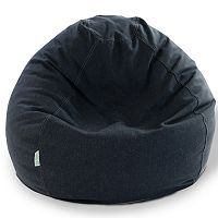 Majestic Home Goods Wales Small Beanbag Chair