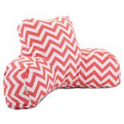 Majestic Home Goods Chevron Indoor Outdoor Backrest Pillow
