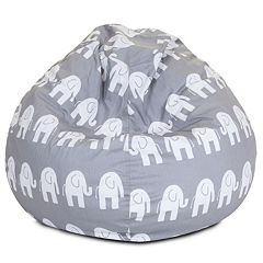 Majestic Home Goods Ellie Small Beanbag Chair