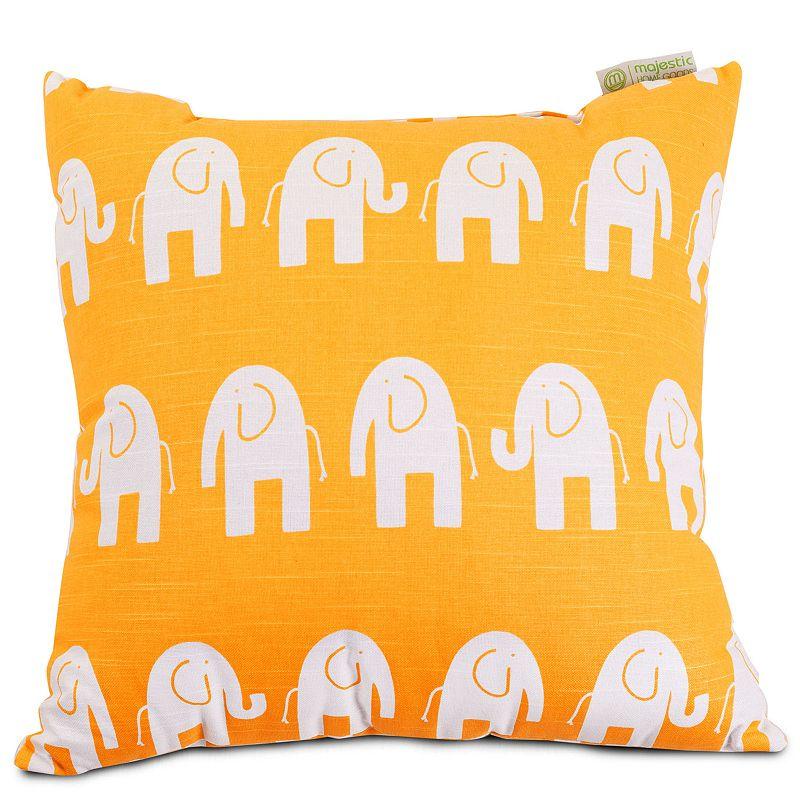 Majestic Home Goods Ellie Large Decorative Pillow
