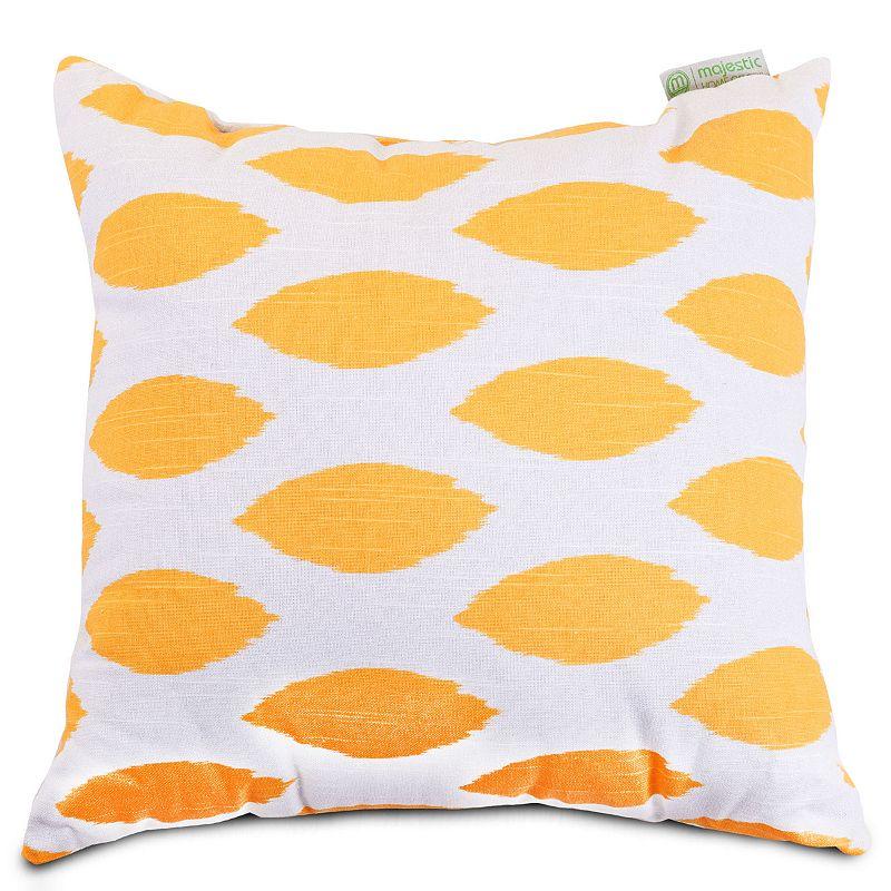Majestic Home Goods Alli Large Decorative Pillow