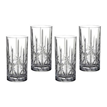 Marquis by Waterford Sparkle 4-pc. Highball Glass Set