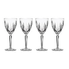 Marquis by Waterford Sparkle 4 pc Goblet Set