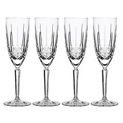 Marquis by Waterford Sparkle 4-pc. Flute Glass Set
