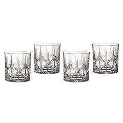 Marquis by Waterford Sparkle 4-pc. Double Old-Fashioned Glass Set