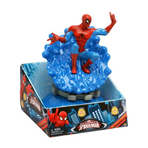 Marvel Ultimate Spider-Man Web Shooter Sprinkler